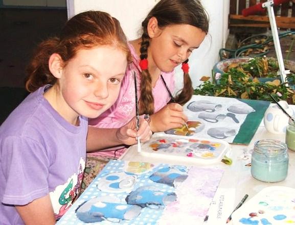 Still Life Stillewe Crafty Kids Join The Fun Deel Die Pret